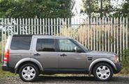 LAND ROVER Discovery 3 Station Wagon 5-Door