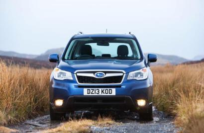 Introducing the all new Forester